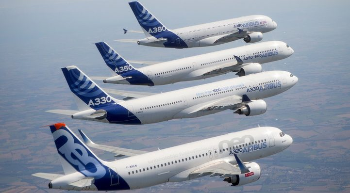 GA Telesis CSG acquires and breaks one A330-200