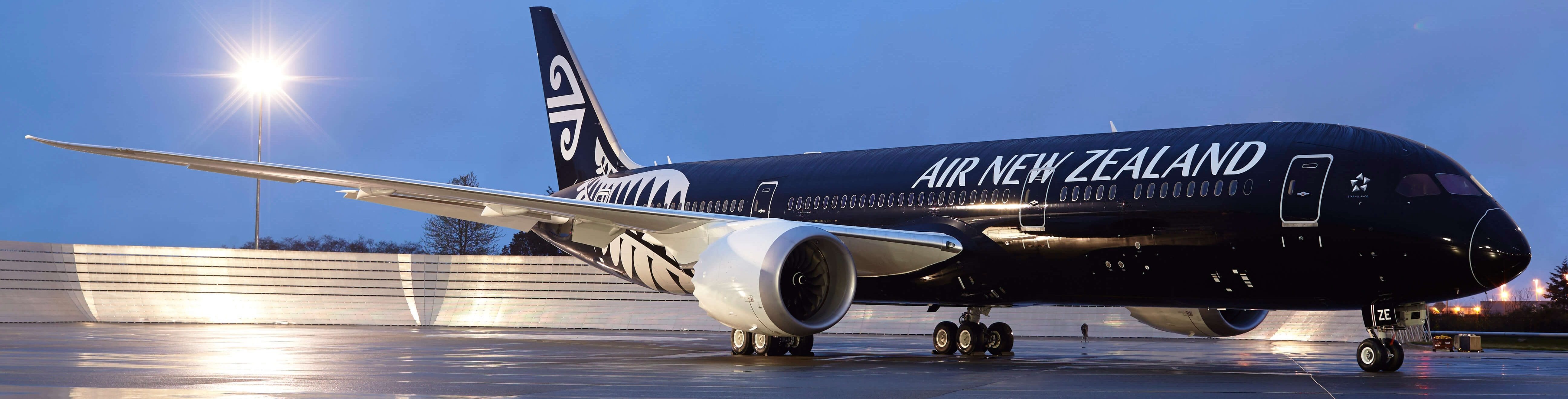 Air New Zealand uses GEnx-1B engine to power its Boeing Dreamliner fleet