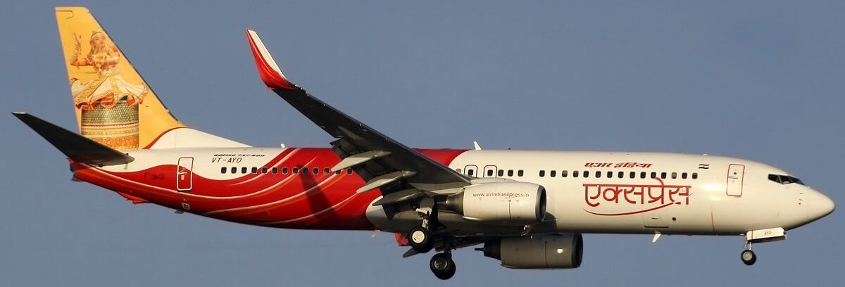 Air India aircraft hits wall on take-off
