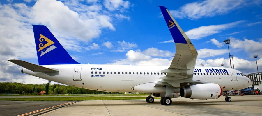 Air Astana completes first C-check on A320neo