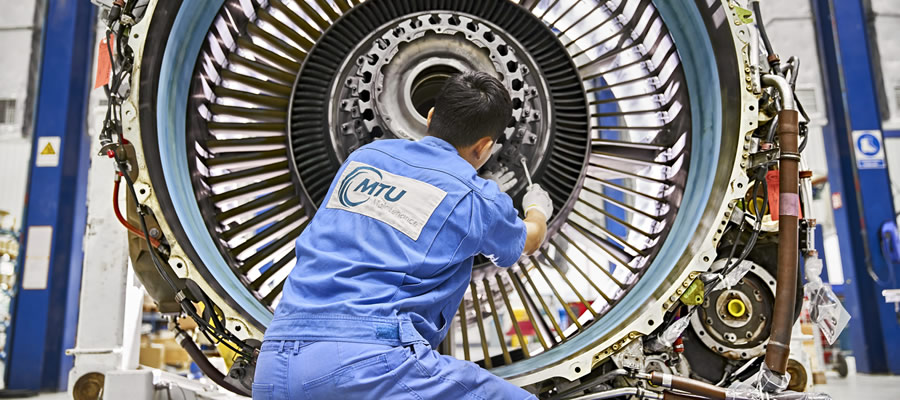 MTU Maintenance signs CFM56-7B contract with Malaysia Airlines Berhad