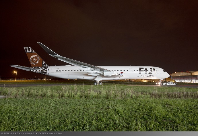 Fiji Airways enlists AFI KLM E&M for component maintenance solutions